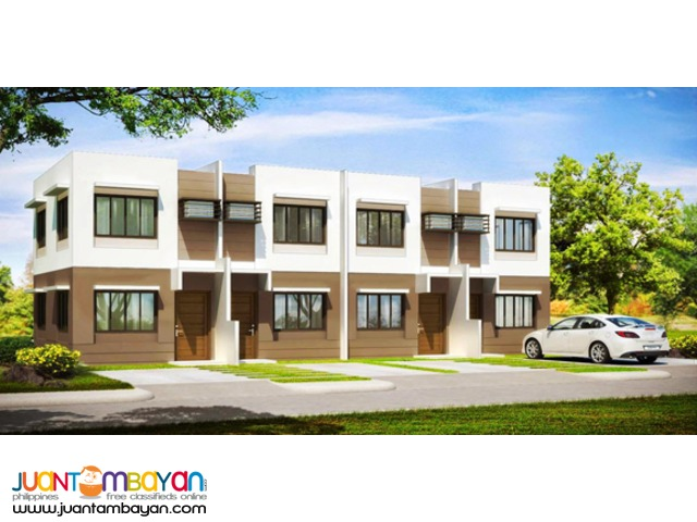 For Sale Townhouse in San Pedro Laguna (End Unit)