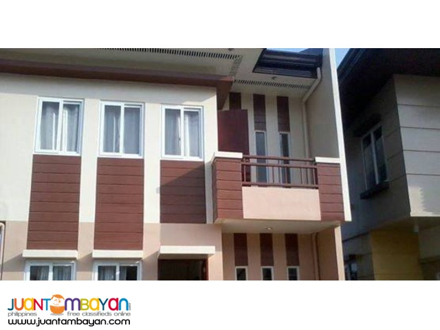FOR SALE ANDRINA Model Unit in MODENA Mactan Subdivision