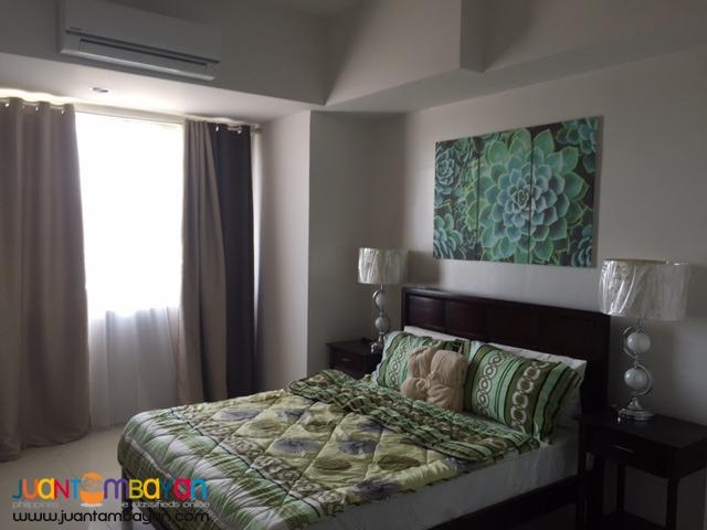 One-bedroom condominium unit for rent in Calyx, Cebu Business Park