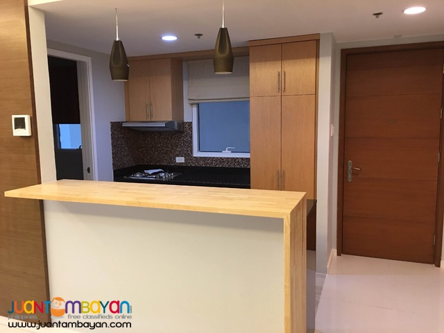 Two-bedroom condominium unit for rent in Marco Polo, Lahug, Cebu City