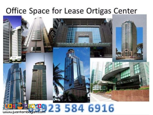 Office Space for Rent Lease Sale in Ortigas Real Estate Services