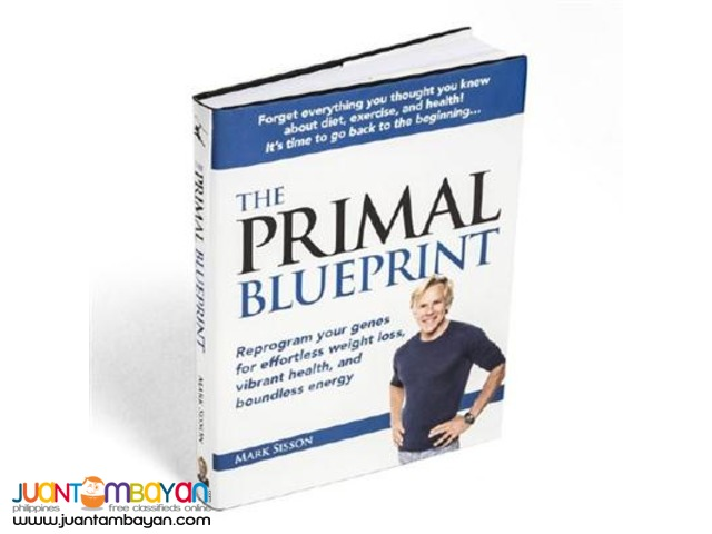 Mark Sisson – The Primal Blueprint