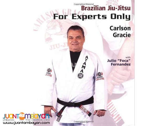 Brazilian Jiu-Jitsu For Experts Only