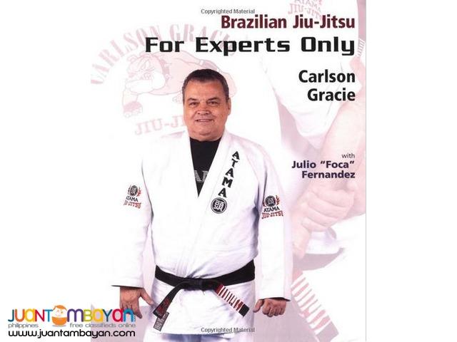 Brazilian Jiu-Jitsu For Experts Only