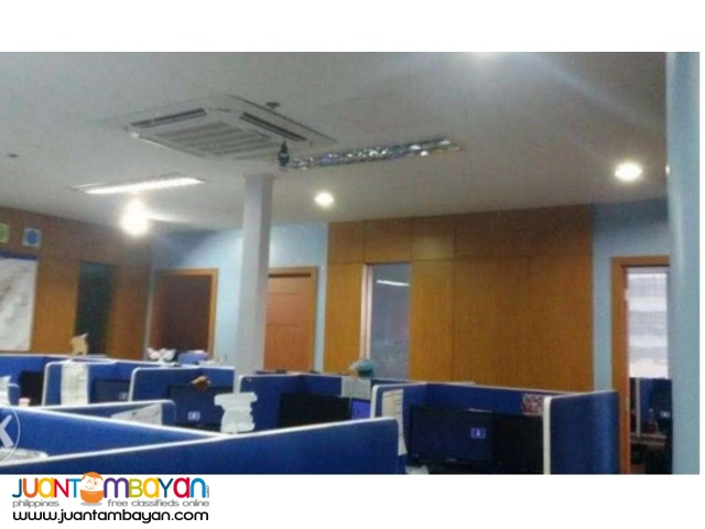 171 sqm Ortigas Office Space for Rent Lease PEZA CEZA