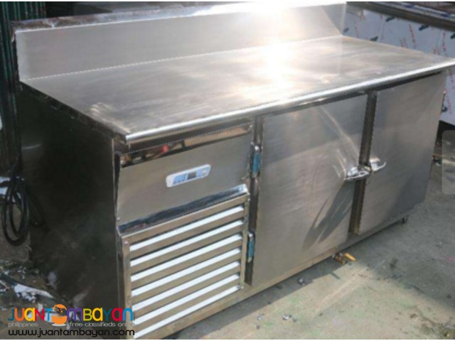 Stainless and Metal Fabrication and Kitchen design Equipment