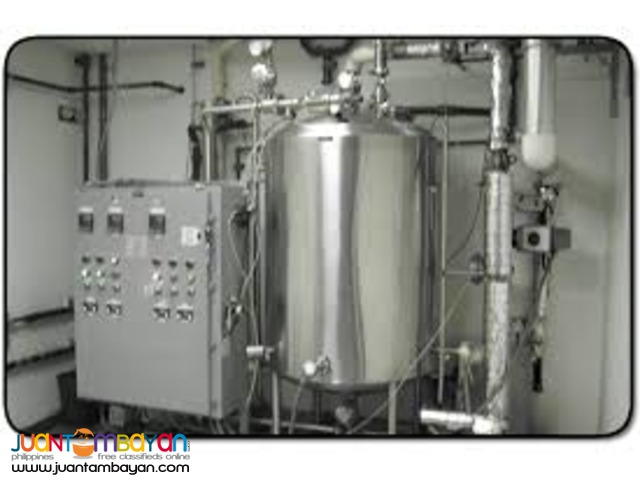 Kitchen and Factory stainless Equipment Fabrication