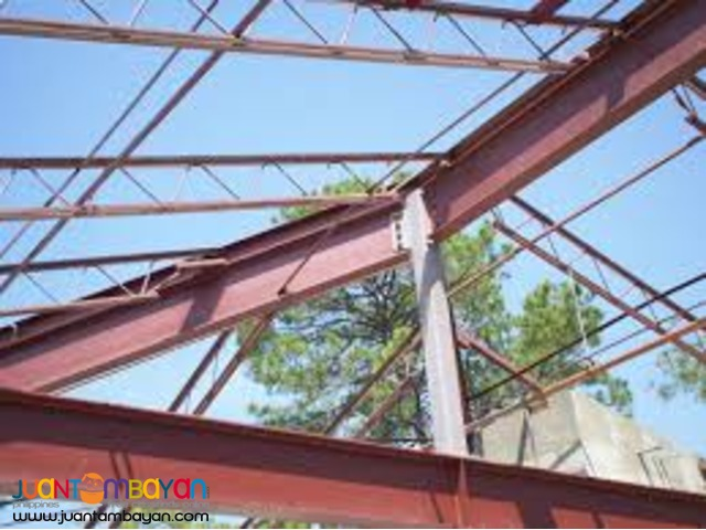 Metal works and Structural Steel