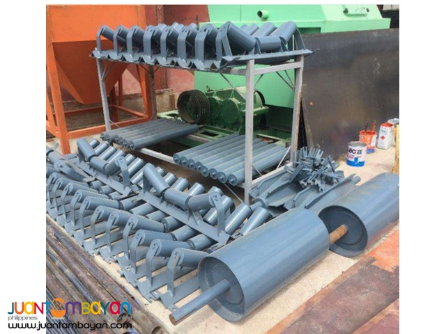 Drag chain and Different conveyors