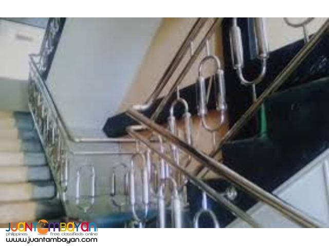 WELDING WORKS, Steel Railings, Window Grills, Steel Gates, Stainless