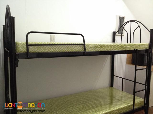 Female Bedspace Condosharing near Bonifacio global city.MAKATI