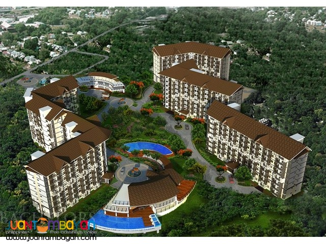 Condo 1BR for as low as P14,519k mo equity