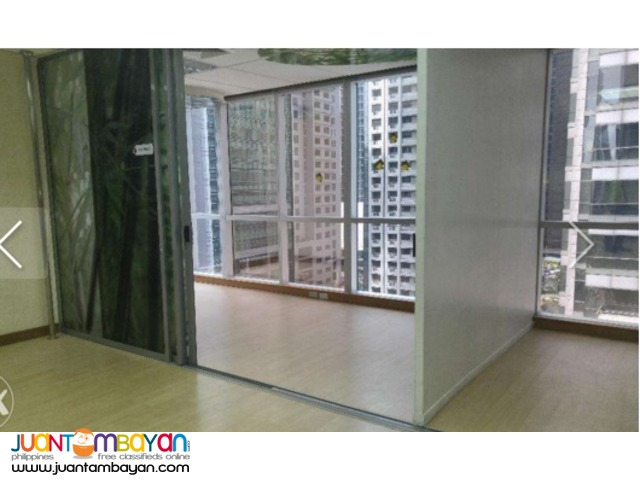 168 PEZA Office Space for Rent Lease Ortigas Center Pasig City