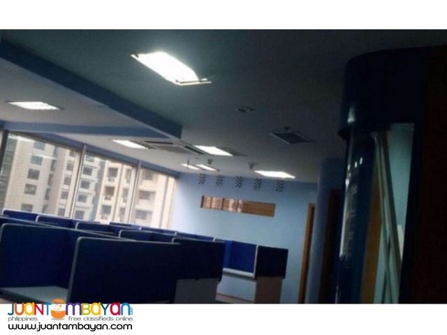 287 sqm Office Space for Rent Lease Ortigas Center