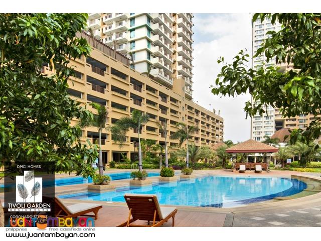 1, 2, & 3 BR Conorado Mandaluyong Condo Tivoli Gardens