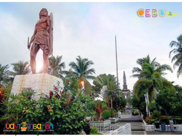 The country's pride, Cebu tour package