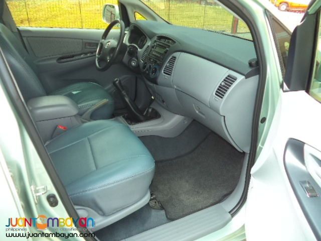 2007 Toyota Innova E