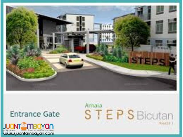 Amaia Steps Bicutan-Condominium