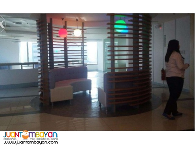 Office Space For Rent Lease, Emerald Ave. Ortigas Center 700sqm