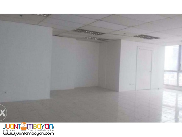1206 sqm Ortigas Office Space for Rent Lease Sale PEZA