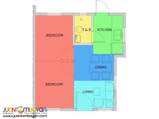 Eastwood Residences - Bianca