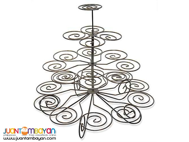 SHOP : 4 TIER CUPCAKE STAND free ship