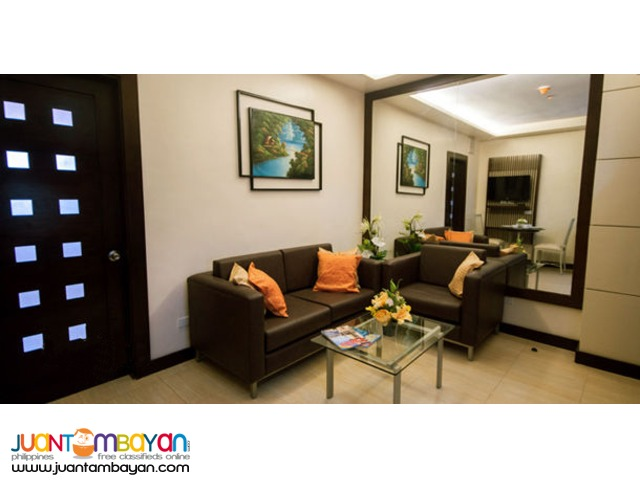 One Bedroom Condo Residences Suites for Rent Cebu City