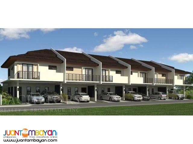 Townhouse 2-storey P45,162/month in Mandaue