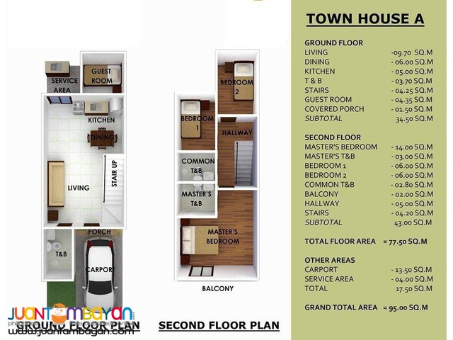 Townhouse for as low as P25,515/month in Mandaue