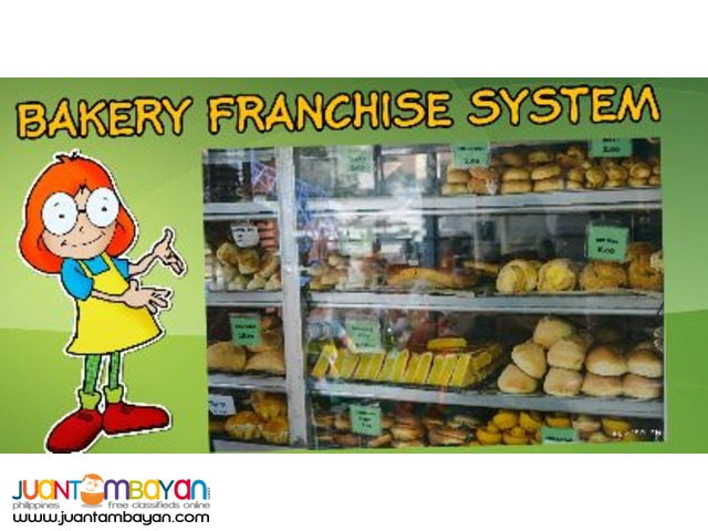 Hot Pandesal and Bakery Franchise Business