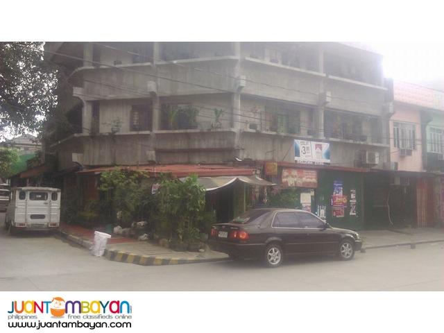 Commercial property in kamuning quezon city