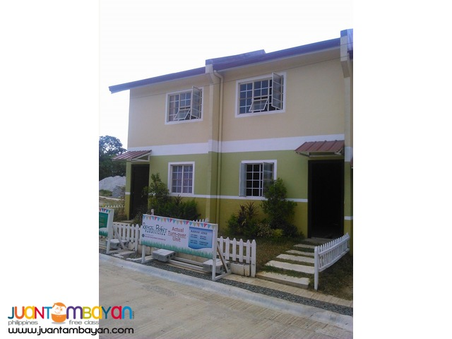 Townhouse in Ridgepoint Subdivision Teresa Rizal