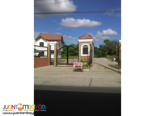 Townhouse in Summerfield Bgy. San Roque, Antipolo City