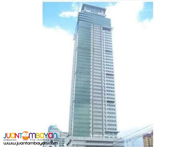 Ortigas Office Space for Rent Lease Sale ONE SAN MIGUEL AVENUE PEZA