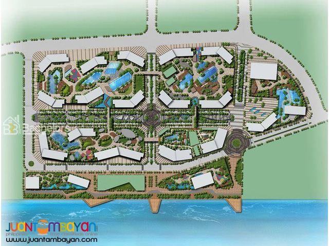 Mandani Bay Studio Unit - Cebu, Mandaue City