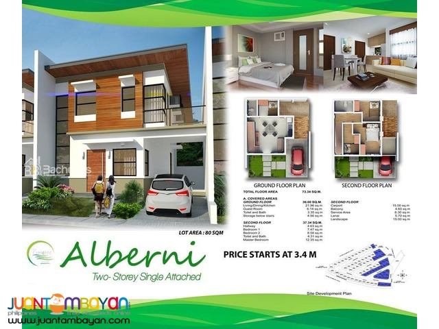 The Crescent Ville Alberni Model - Minglanilla, Cebu
