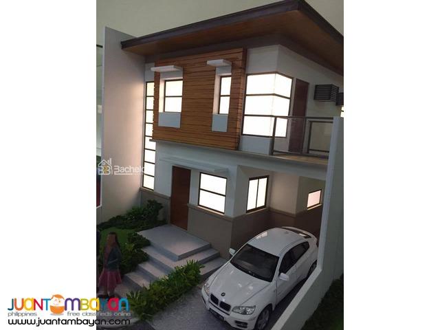 The Crescent Ville Alberni Model - Minglanilla, Cebu