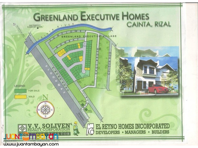 Greenland Executive Homes