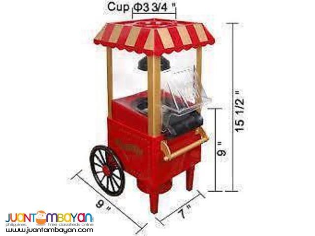 Shop : POPCORN MAKER