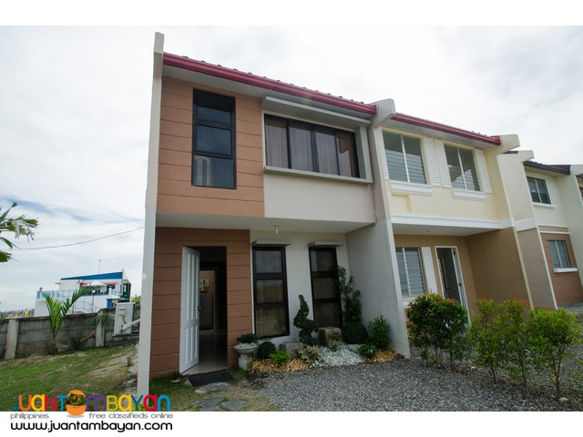 Rent to Own House and Lot in Clark