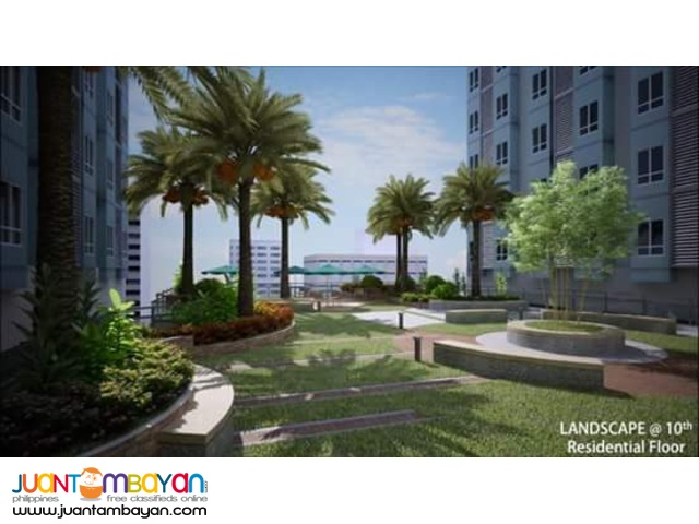 Affordable Sports Condo Unit - GMA Kamuning