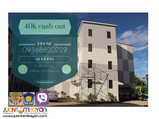 Ready for Occupancy Condo Unit