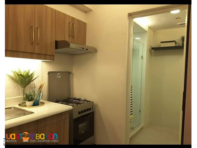 Condo unit near trinoma and sm north edsa