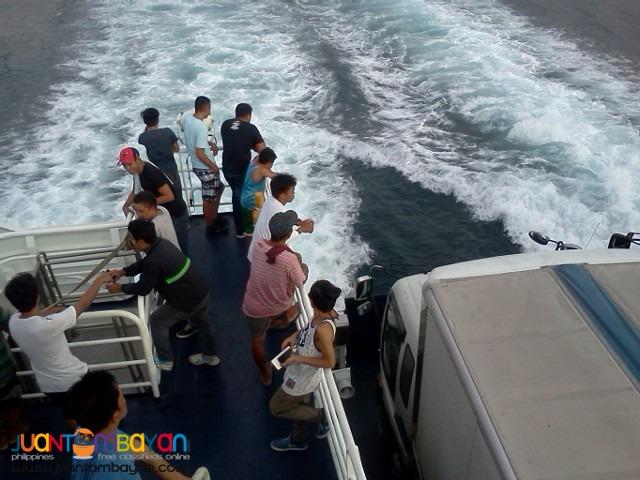 LIPAT BAHAY Luzon to Mindoro Iloilo Bacolod Bohol Mindoro Bacolod