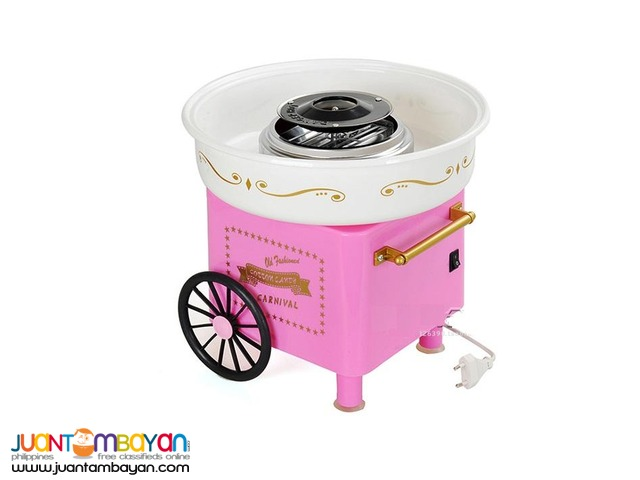 SHOP : COTTON CANDY MAKER