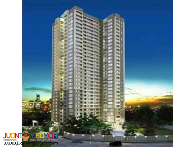 Illumina Residences in sta mesa in front of Don bosco school