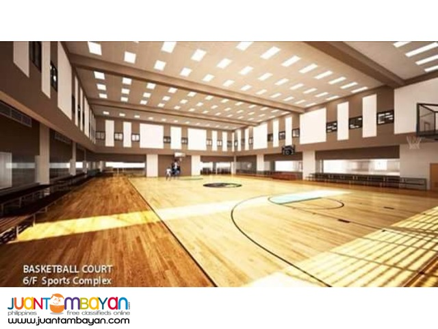 Quality yet Affordable Sports Condo Here in QC