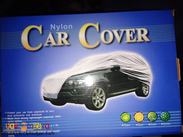 Lightweight Waterproof Nylon Car Cover For SUV Pajero Revo Innova Etc