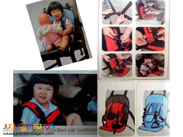 Car Cushion Portable Infant Car Child Safety Seat Cover Baby Carriers
