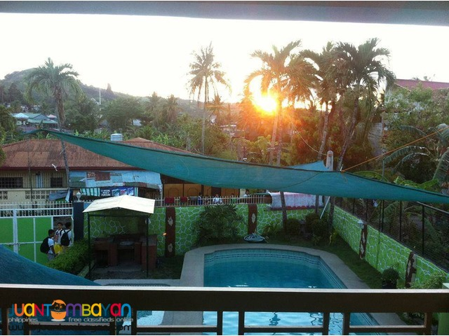 CAMP PAVIS villias  resort rental in pansol calamba city laguna